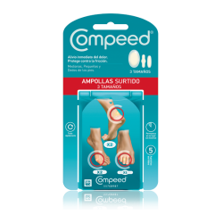 COMPEED AMPOLLAS SURTIDO