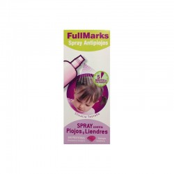 Fullmarks spray antipiojos