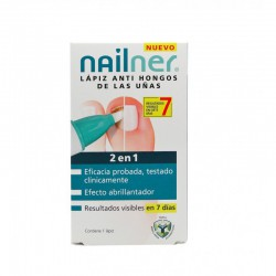 Nailner lapiz 2 en 1