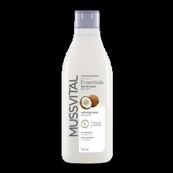 Mussvital gel leche de coco