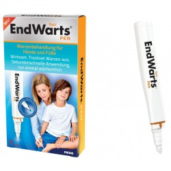 Endwarts pen antiverrugas