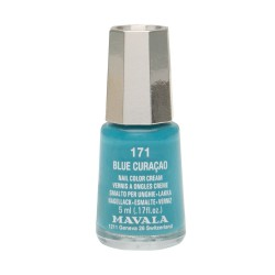 MAVALA COLOR BLUE CURACAO 171