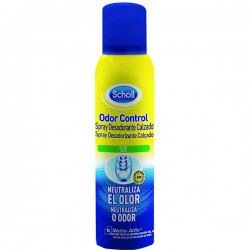 Dr scholl odor control...