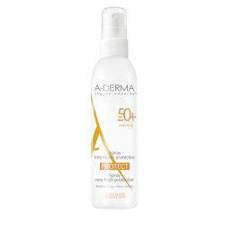 A-derma protect spray spf50+
