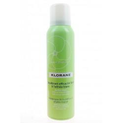 Klorane desodorante spray...