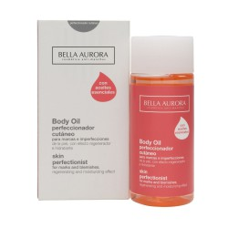 Bella aurora body oil