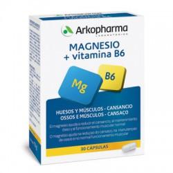 Arkovital magnesio  b6   30...