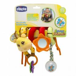 Chicco mrs giraffe stroller...