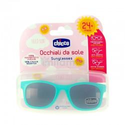 Chicco gafas sol turquesa 24m+