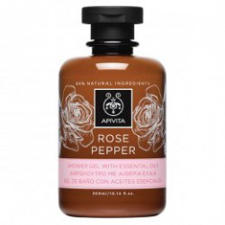 APIVITA ROSE PEPPER GEL DUCHA