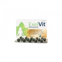 EXELVIT MENOPAUSIA 30 CAPS