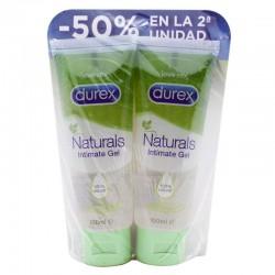 Durex natural duplo gel intimo