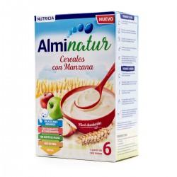 Alminatur cereales con manzana