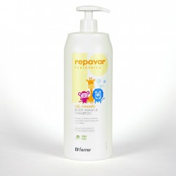 Repavar pediatrica gel...