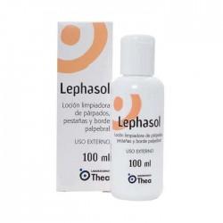 Lephasol locion limpieza