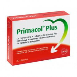 PRIMACOL PLUS 30 CAPS