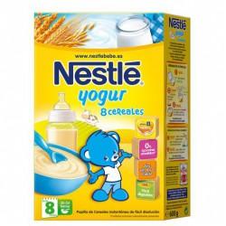 Nestle  8 cereales con...