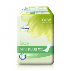 Tena lady mini plus 16 uds