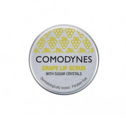Comodynes lip scrub grape