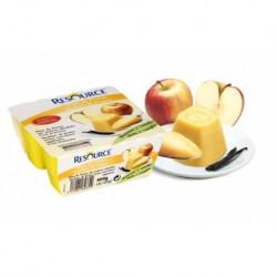 Resource flan manzana y...