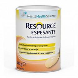 Resource espesante naranja