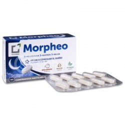 Saludbox morpheo 30 comp