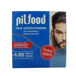 Pilfood pack energy hombre...