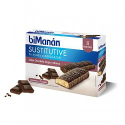 Bimanan barrita chocolate...