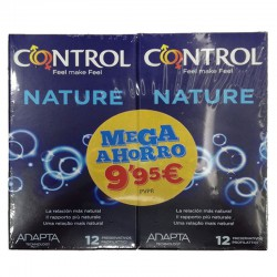 CONTROL NATURE DUPLO 12UDS...