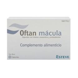 OFTAN MACULA C/LUTEINA 90 CAPS