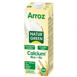 Naturgreen bebida de arroz...