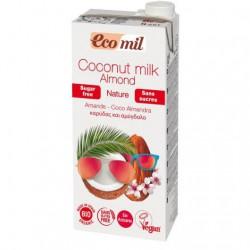 Ecomil bebida coco nature...