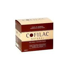 Cofilac natural  14 sobres