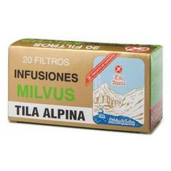 TILA ALPINA 20 UDS MILVUS