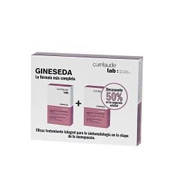 GINESEDA PACK 30 CAPSULAS...