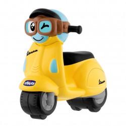 Chicco moto amarilla  vespa...