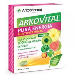 Arkovital pura energia 30 comp