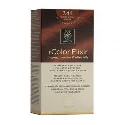 Apivita color elixir 7.44...